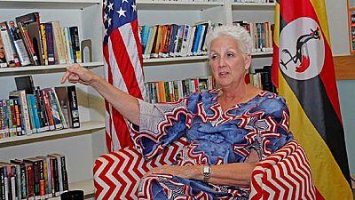 U.S. envoy and Uganda govt spokesman clash over age limit debate