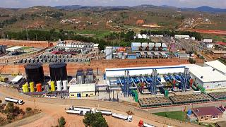 Energy diversification in Madagascar