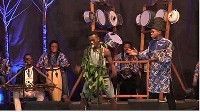 La Rumba se mixe à l'Opéra à la flûte enchantée de Kinshasa