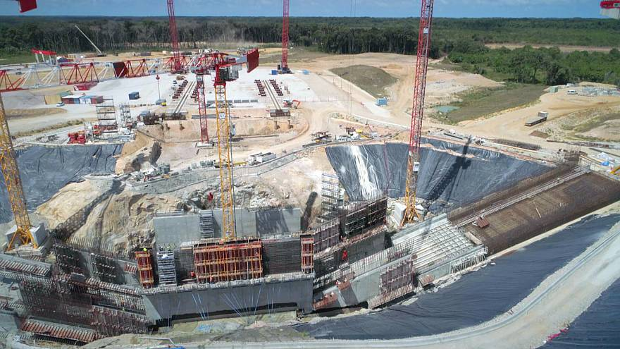 Race to build Ariane 6 rocket launch pad