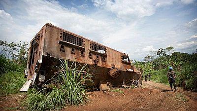 RDC : hommage aux Casques bleus tanzaniens
