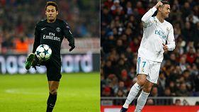 Sorteggio Champions: è subito scontro Real Madrid-Psg