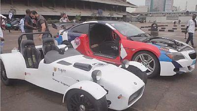 Nigeria : Revs et sport automobile de piste