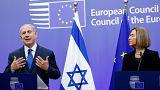 نتانياهو يحث الأوروبيين على الاعتراف  بالقدس عاصمة لاسرائيل
