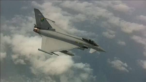 Qatar places order for 24 Typhoon combat jets from BAE Systems Plc