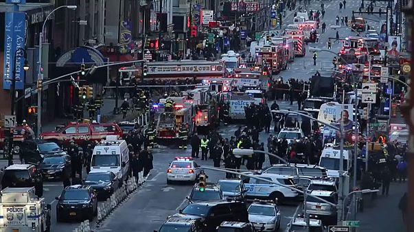 Akayed Ullah, un bangladesí de 27 años, es el suicida de Manhattan