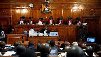 Kenya's Supreme Court gives reasons for upholding Uhuru Kenyatta's win