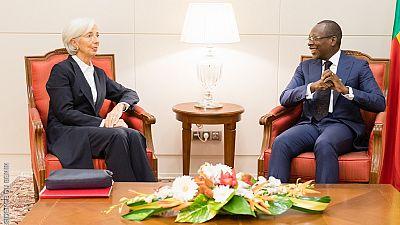 Bénin : Christine Lagarde prévoit une croissance de 6%