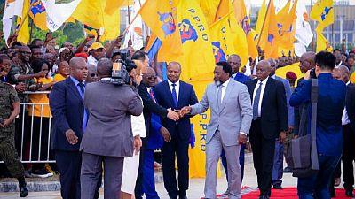 RDC : des membres du gouvernement logés dans une bâtisse à 36 millions de dollars