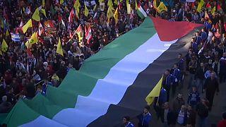 """Hezbollah invita i palestinesi alla """"terza intifada"""""""