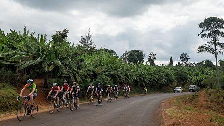 Première étape du Tour du Burundi