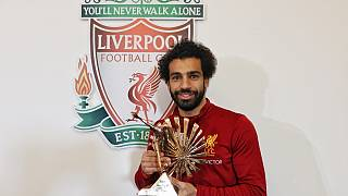 Liverpool's Salah aims to become Egypt's greatest Pharaoh