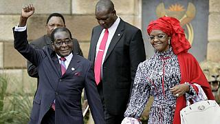 Mugabe flies to Singapore for annual holidays, first trip since ouster
