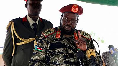 South Sudan president deploys army to disarm civilians in three restive states