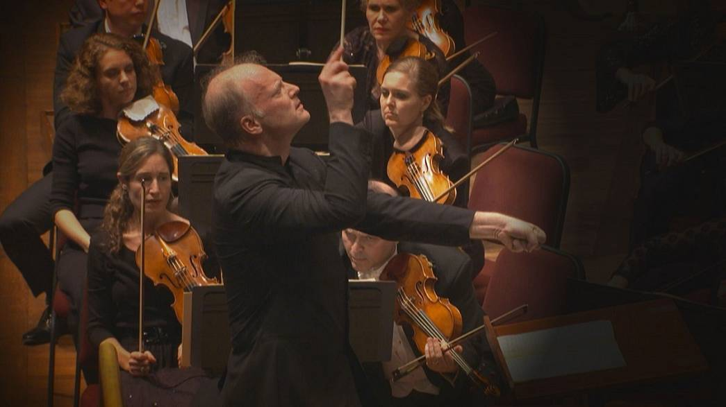 Maestro Noseda conquers Washington with the Eroica