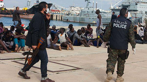 Amnesty International обвиняет Евросоюз