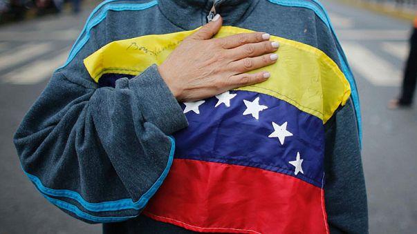 Venezuela'daki muhaliflere 'anlamlı' ödül