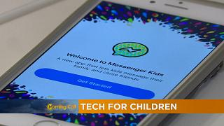 Children and their place as new target of Tech companies [The Morning Call]