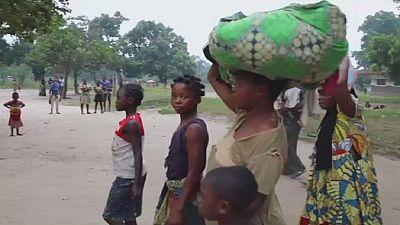RDC : 400.000 enfants risquent la mort dans le Kasaï (Unicef)