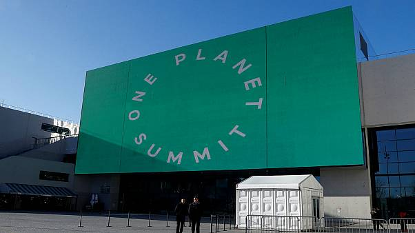 One Planet summit seeks funds to fight global warming