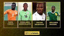 Retro 2017 : ces footballeurs africains décédés cette année