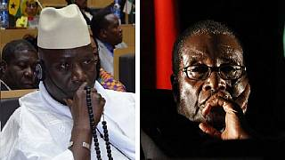Mugabe and Jammeh: The African presidential throw outs of 2017