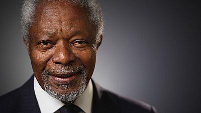 """Sommet """"One Planet"""" : """"l'état du monde a des raisons de nous inquiéter"""" (Kofi Annan)"""