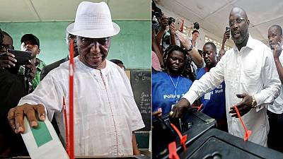 Liberia electoral commission sets run-off date for Dec. 26