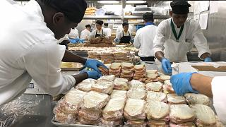 Image: Celebrity Equinox kitchen staff