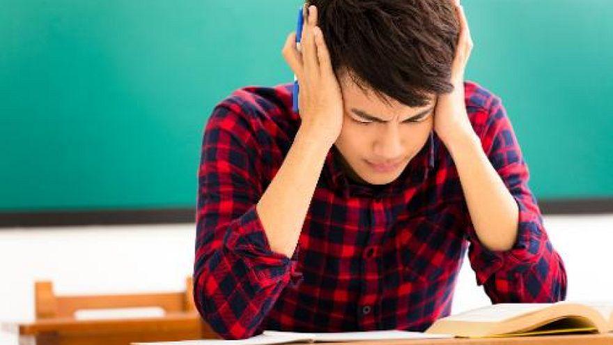 Stress schon in der Schule: 30 Prozent der Kinder schlafen schlecht