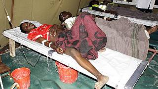 WHO says rains to worsen cholera outbreak in Lusaka, Zambia