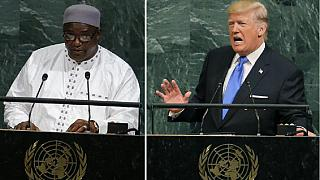 U.S. lifts visa sanctions on Gambian govt after deportation deal