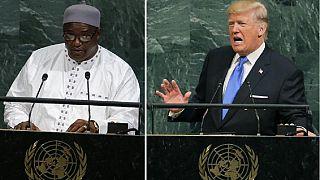 U.S. lifts visa sanctions on Gambian govt after deportation deal