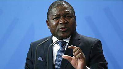 Mozambique president fires four key ministers without explanation