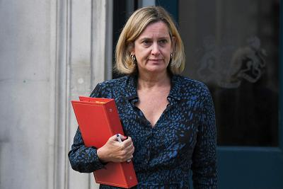 British media reports Sunday suggested more members of Johnson\'s government could follow Amber Rudd and quit.