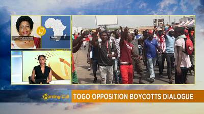 Togo's opposition coalition boycotts talks with govt [The Morning Call]