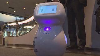 Jeux olympiques de 2020 : des robots pour accueillir les visiteurs