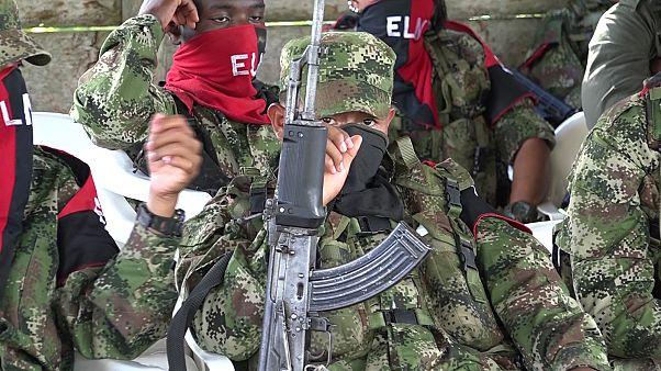 Bei der ELN-Guerilla in Kolumbien: Zweifel an Friedensverhandlungen