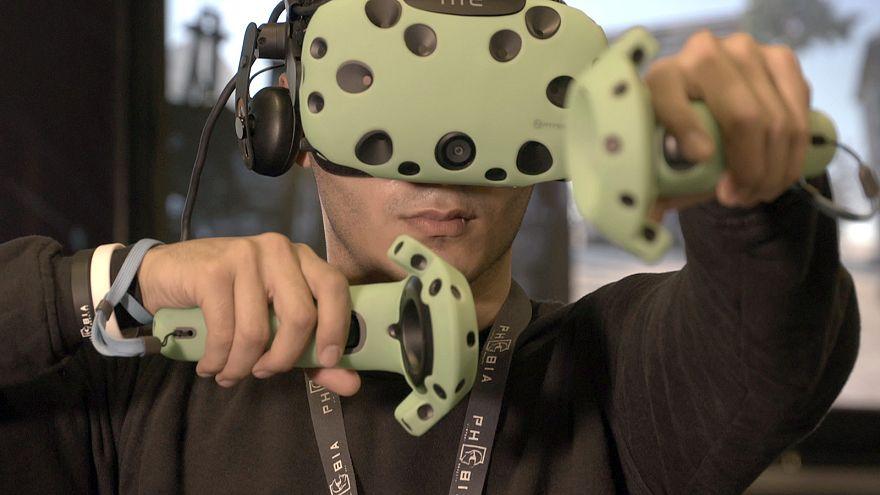 La realidad virtual y la aumentada, protagonistas en la feria Bakutel, en Azerbaiyán