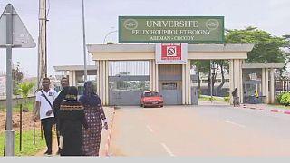 Côte d'Ivoire : les professeurs de l'université de Cocody en grève