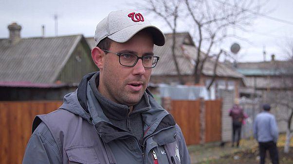 Tackling the 'worsening' humanitarian challenges in eastern Ukraine