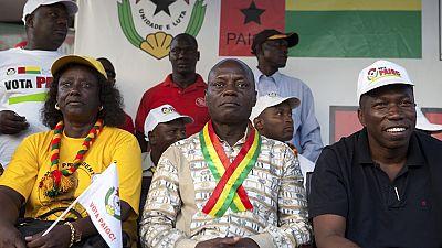 Guinée-Bissau : initiative du président Vaz pour une sortie de crise