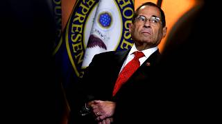 Image: House Judiciary Committee Chairman Rep. Jerry Nadler in Washington o