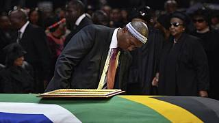 Nelson Mandela's family wants funeral looters punished