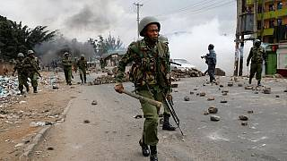 Kenyan police employed assault and rape during polls - HRW
