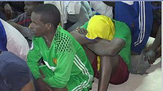 Libye : plus de cent migrants secourus
