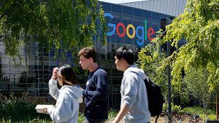 Image: Google campus