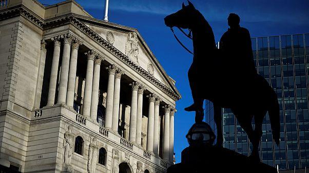 Brexit : la banque d'Angleterre maintient son taux directeur