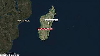 120 inmates on the run after mob stormed Madagascar jail to 'execute' justice