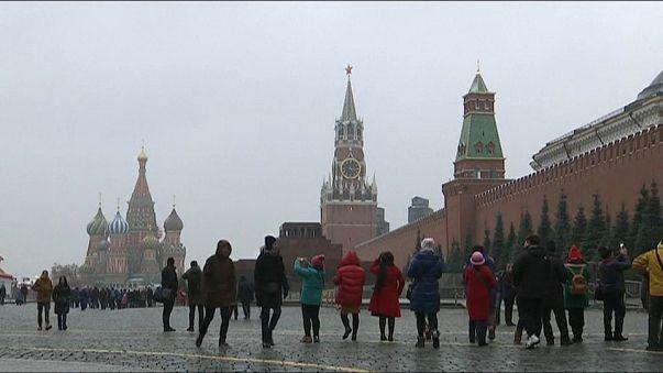 Március 18-ra tűzték ki az orosz elnökválasztást